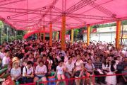 载誉钜献,兴茂·时代广场首次开盘 红动六月